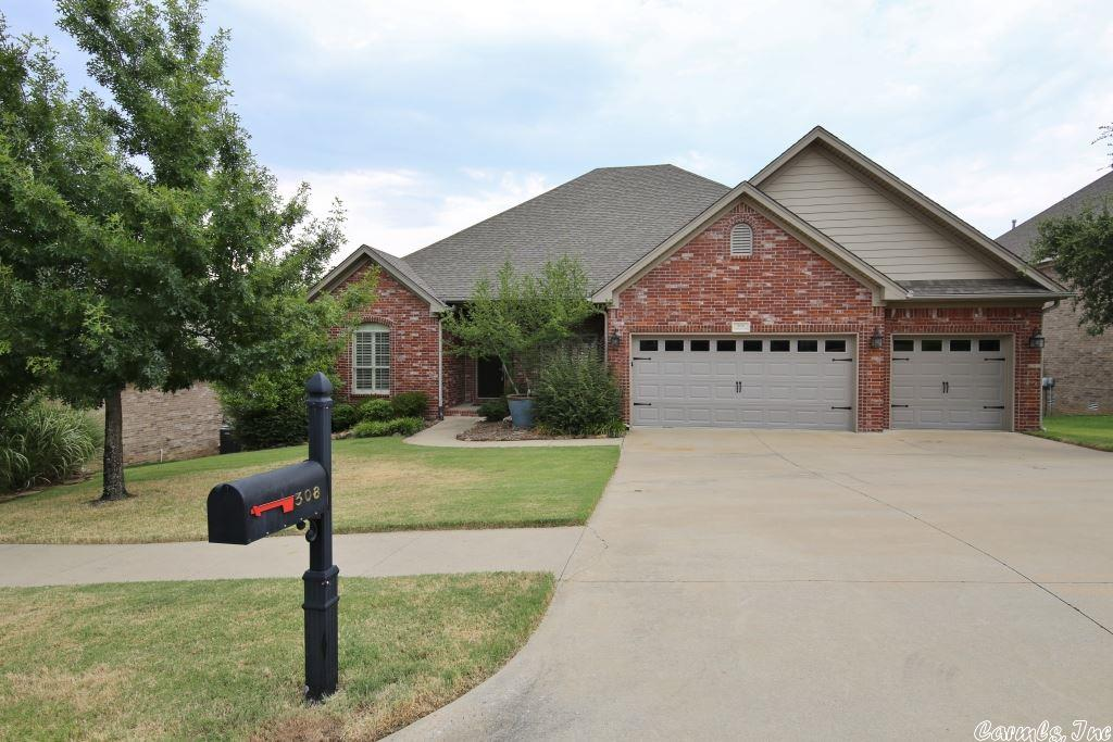 308 COMMENTRY WAY, LITTLE ROCK, AR 7222