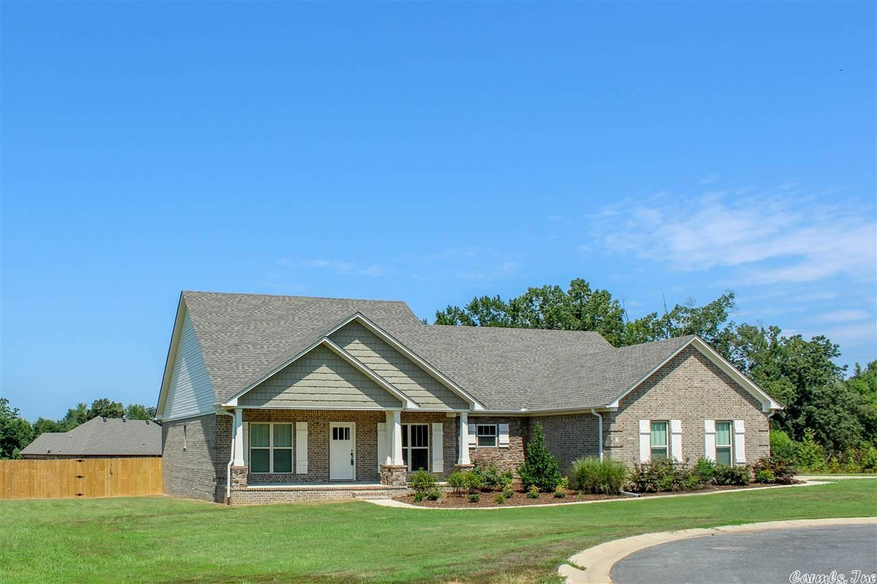 7 Lael Cove, Greenbrier, AR 72058