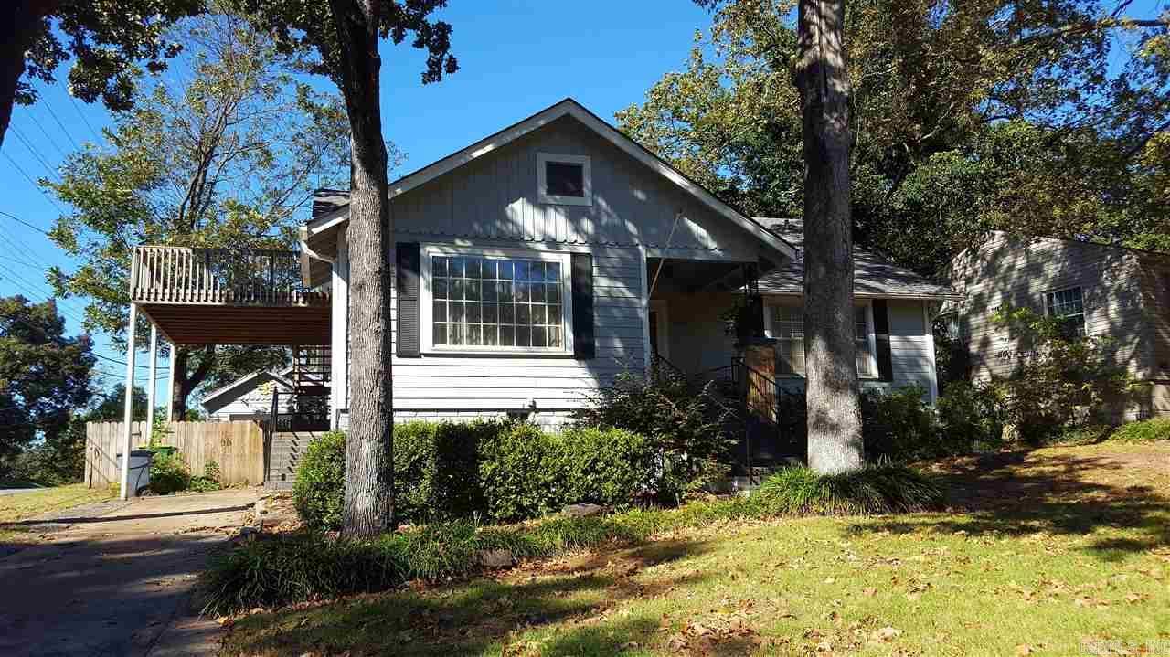 3101 N Olive Street, North Little Rock, AR 72116