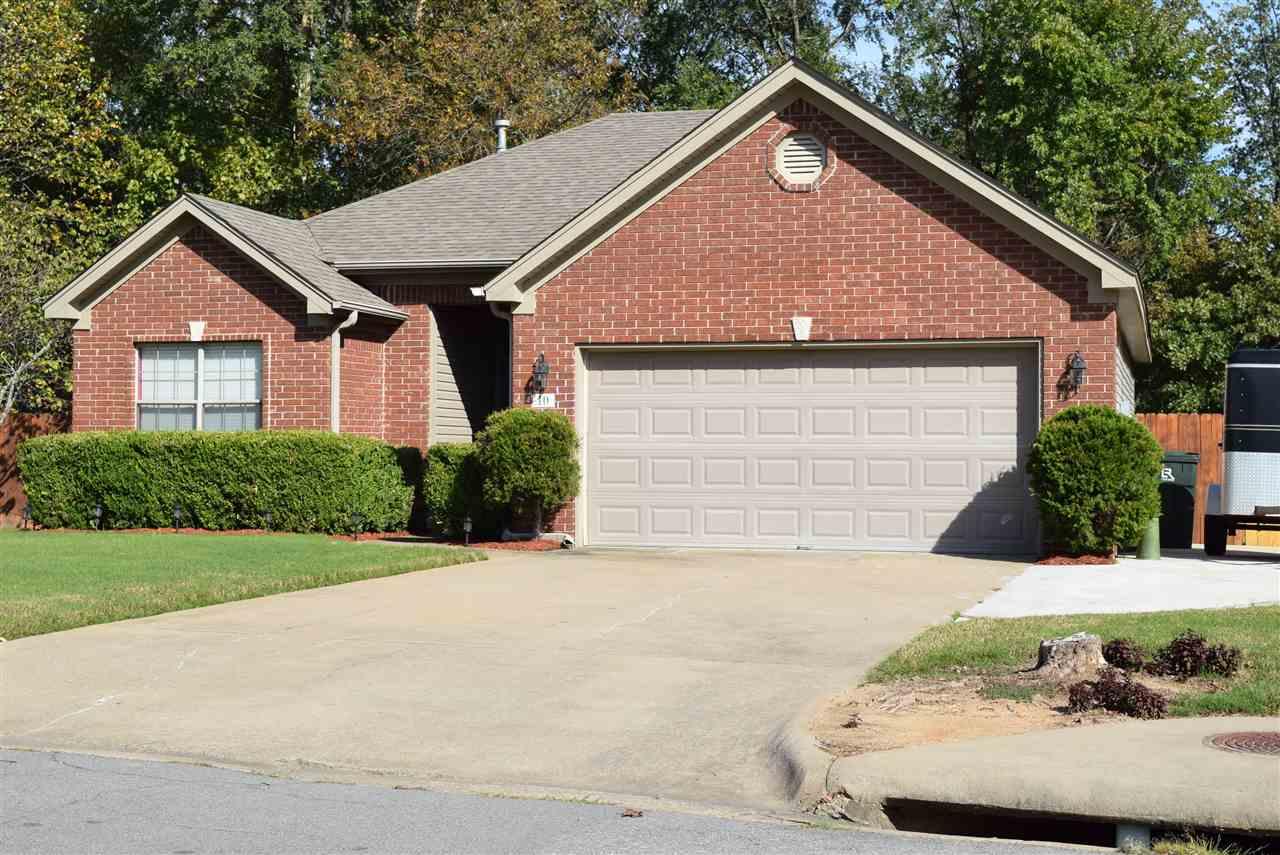 10 Wedgeside Drive, Little Rock, AR 72210