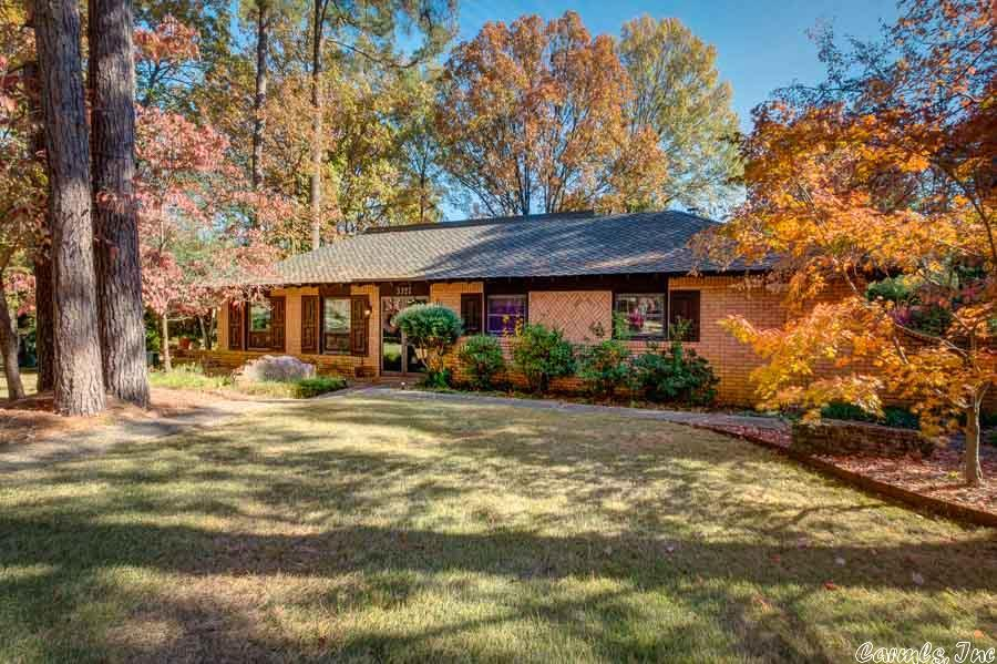 3327 Happy Valley Drive, Little Rock, AR 72212