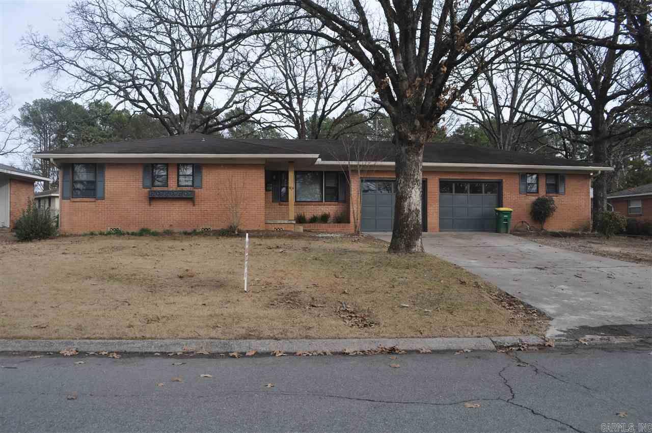4510 N Olive Street, North Little Rock, AR 72116