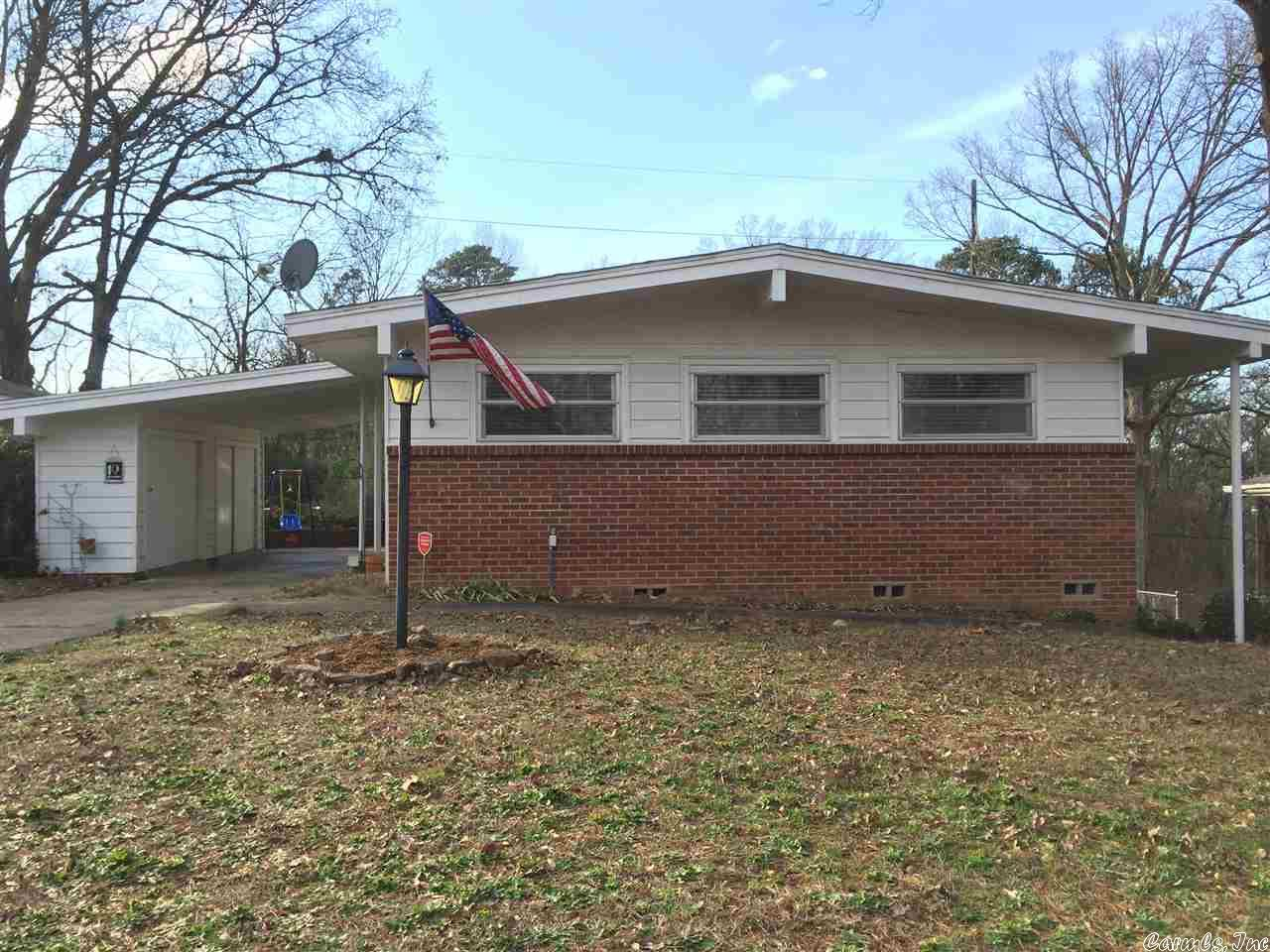 19 Glenmere Drive, Little Rock, AR 72204