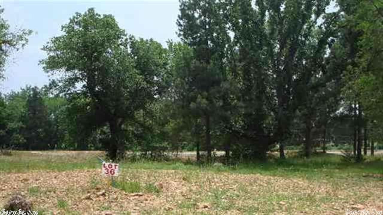 LOT 36 INDIAN SPRINGS SUBD