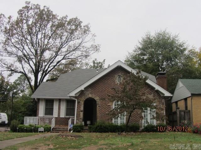 3201 N Olive Street, North Little Rock, AR 72116