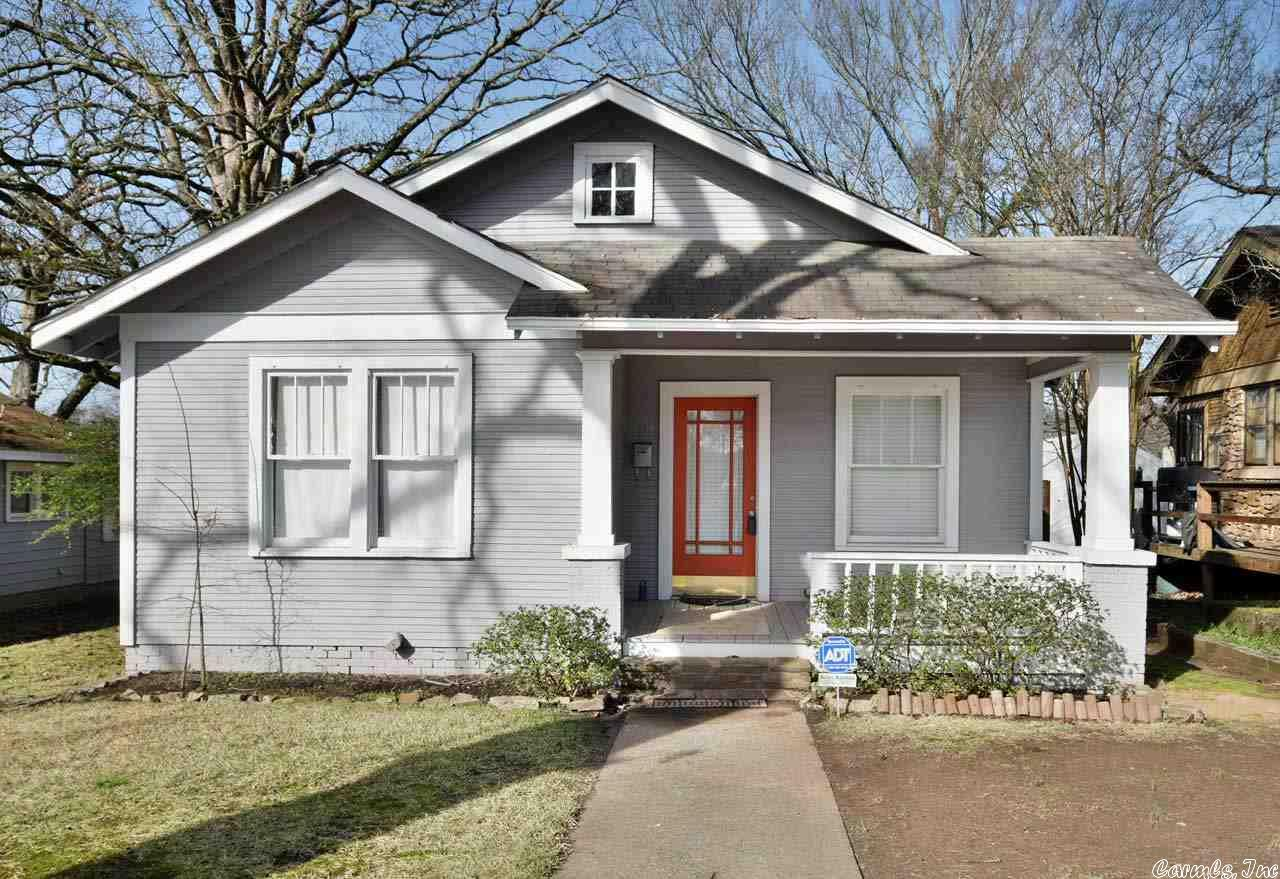 1718 N Grant, Little Rock, AR 72207