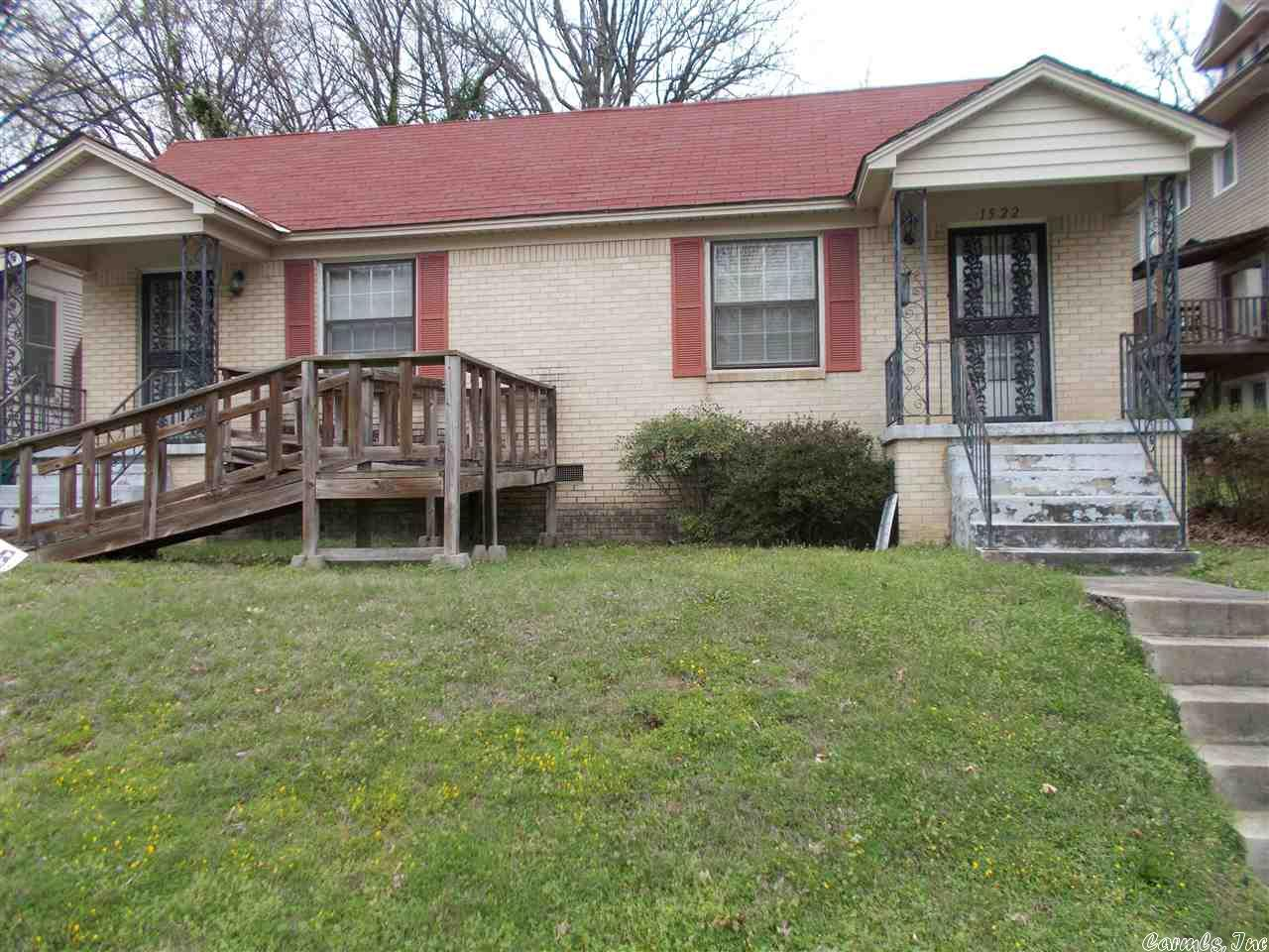 1522 W. 21st Street, Little Rock, AR 72203