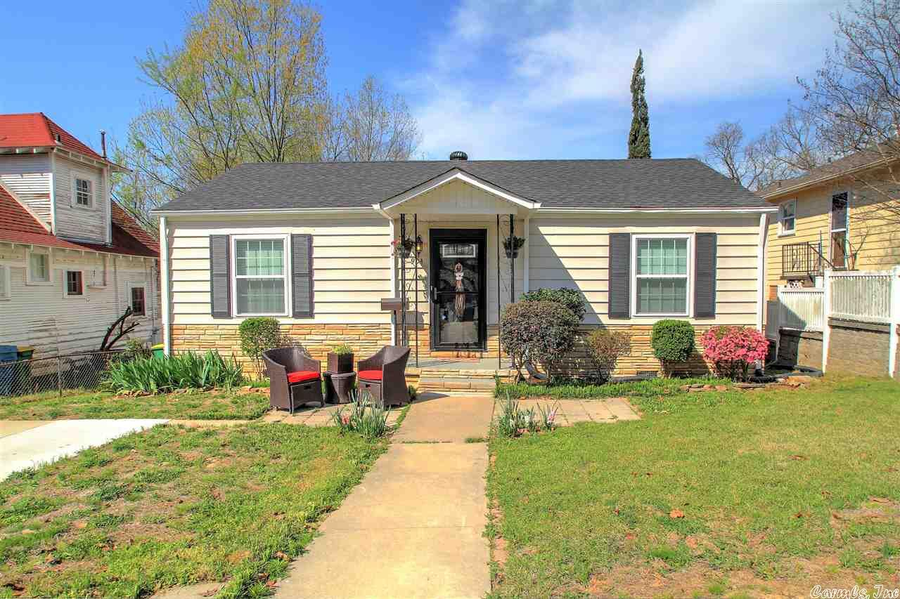 904 N Polk Street, Little Rock, AR 72205