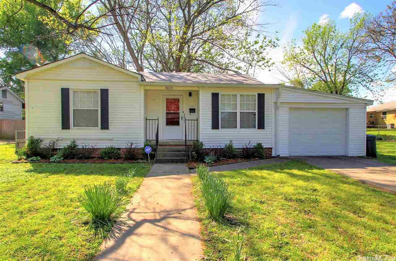 3823 N Olive, North Little Rock, AR 72111