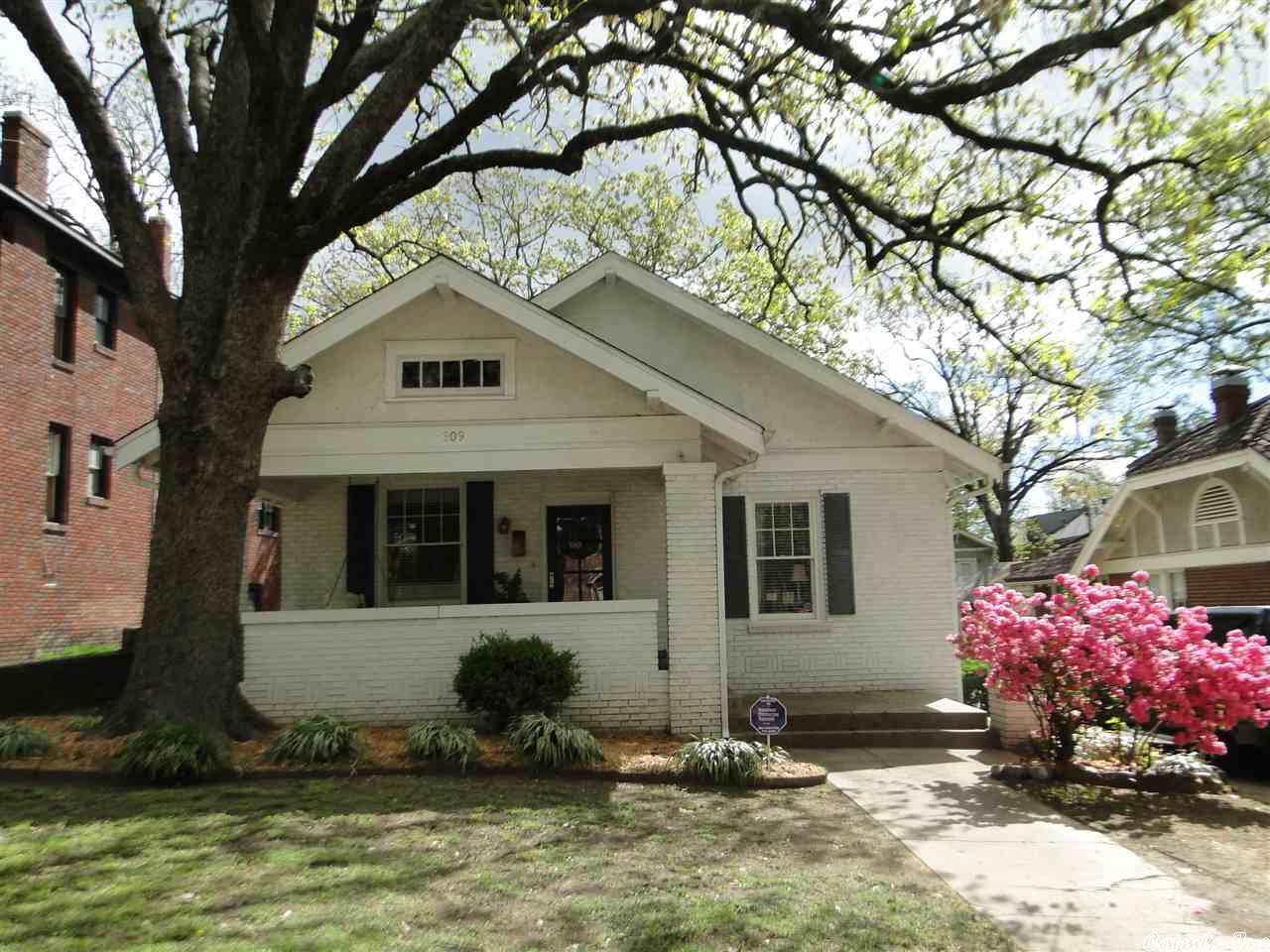 609 N Pine, Little Rock, AR 72205