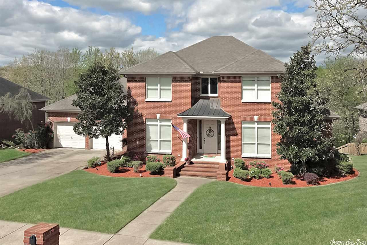 2813 Overbrook Circle, North Little Rock, AR 72116