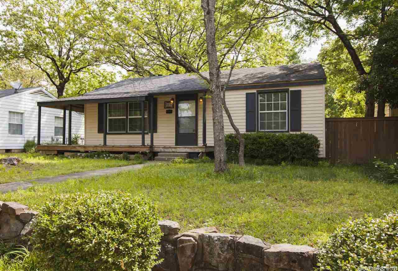 719 N Pierce Street, Little Rock, AR 72205