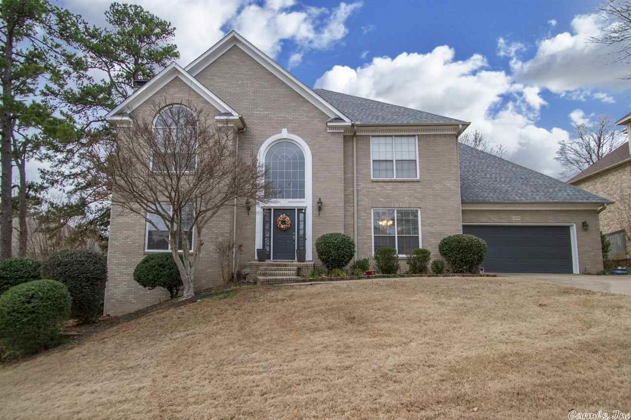 14208 Chesnay Court, Little Rock, AR 72211