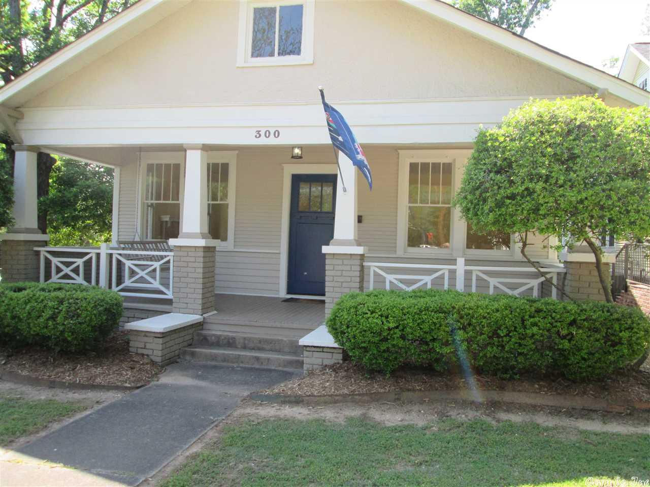 300 N Ash, Little Rock, AR 72205