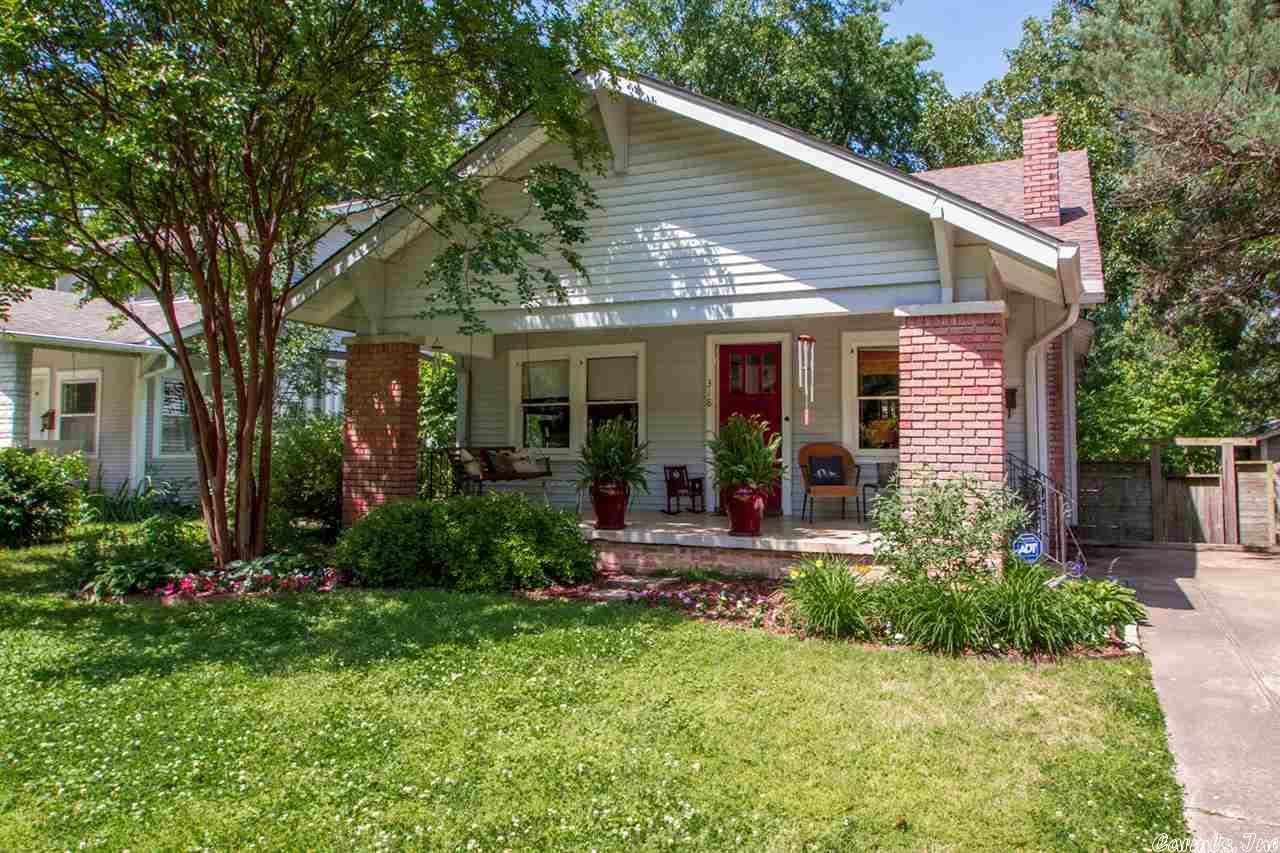318 N Beechwood, Little Rock, AR 72205