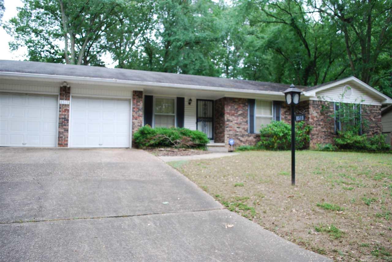 8519 Linda Lane, Little Rock, AR 72227