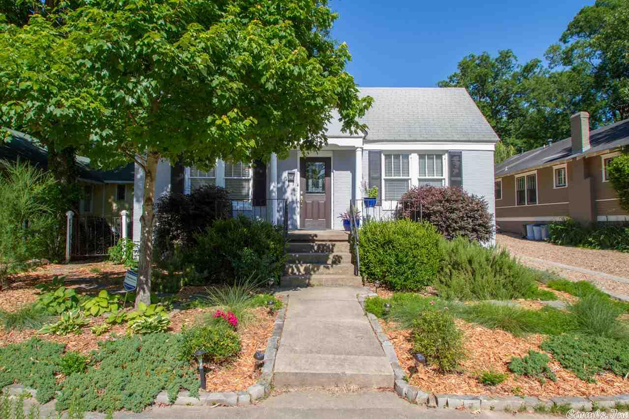 323 N Palm Street, Little Rock, AR 72205