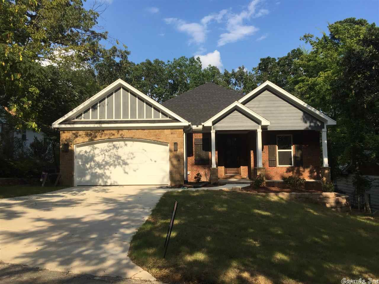 609 N Buchanan Street, Little Rock, AR 72205