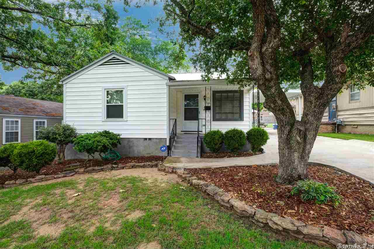 5516 C Street, Little Rock, AR 72205