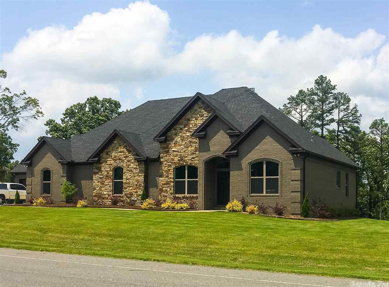 9920 Panther Mountain Drive, North Little Rock, AR 72113