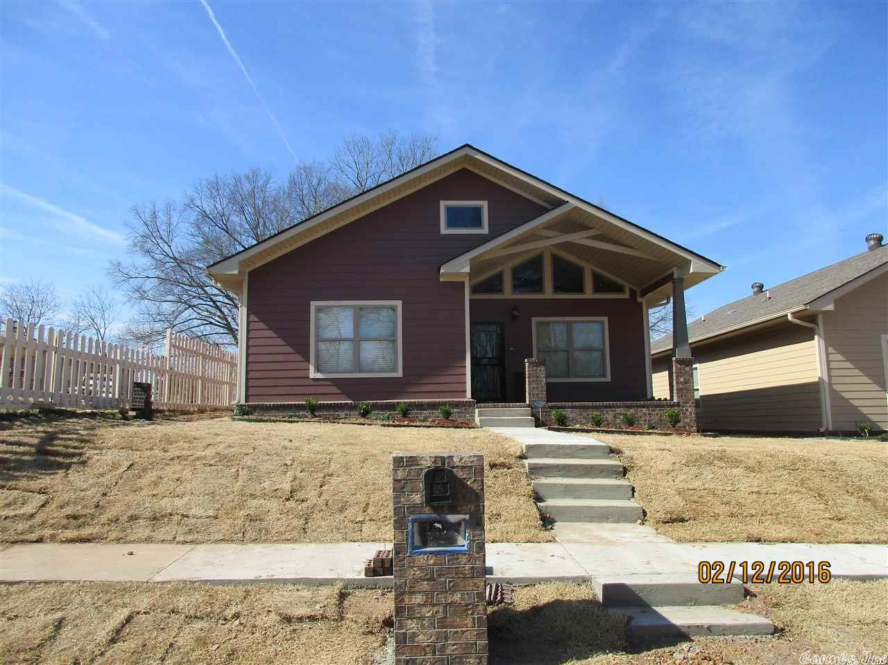 1406 Booker Street, Little Rock, AR 72204