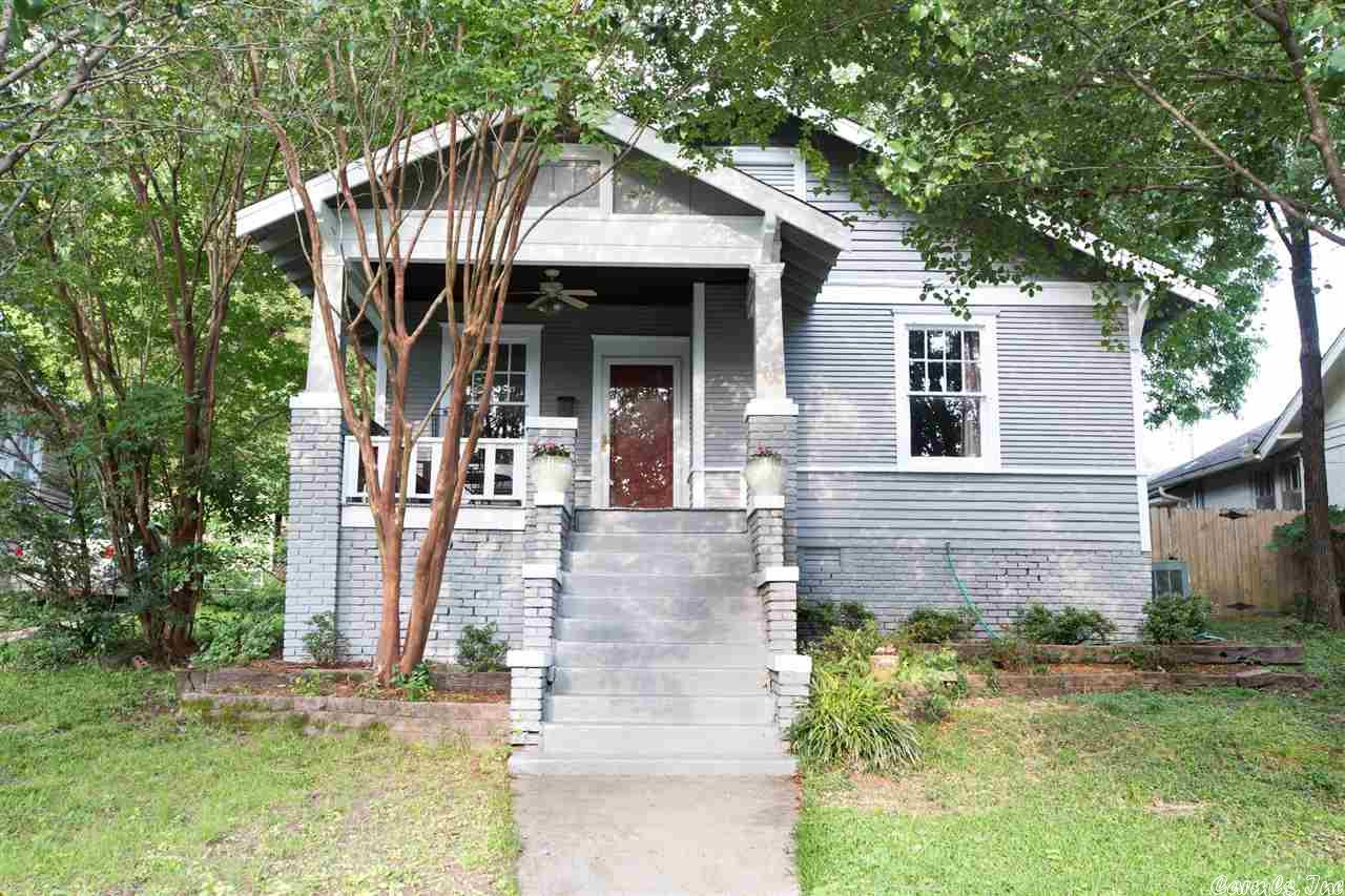 407 N Ash Street, Little Rock, AR 72205