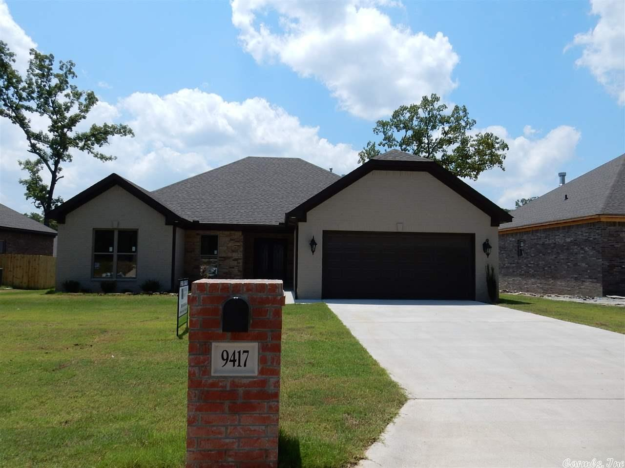 9417 Oak Forest Lane, Sherwood, AR 72120