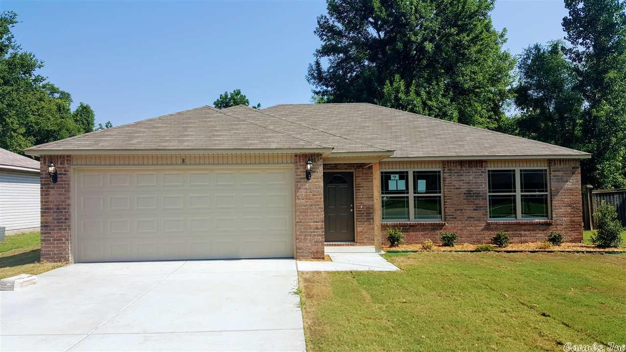 8 Appleseed Cove, Little Rock, AR 72201