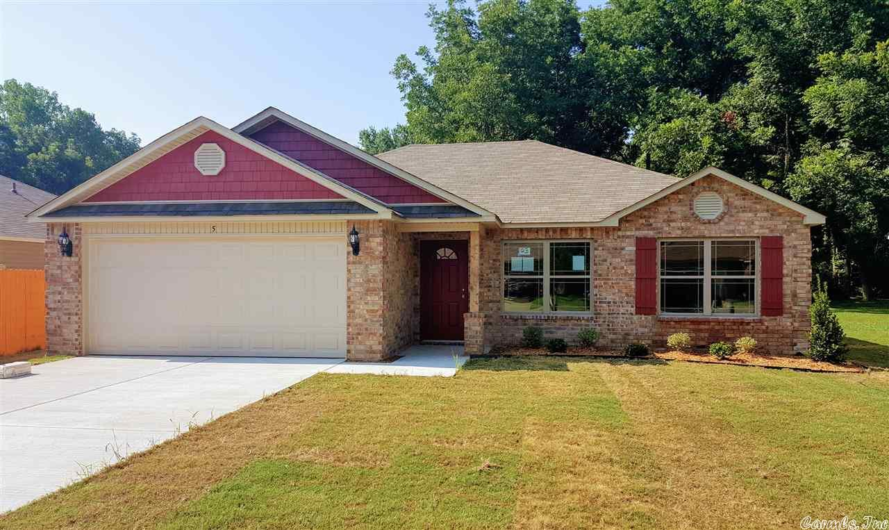 5 Appleseed Cove, Little Rock, AR 72201
