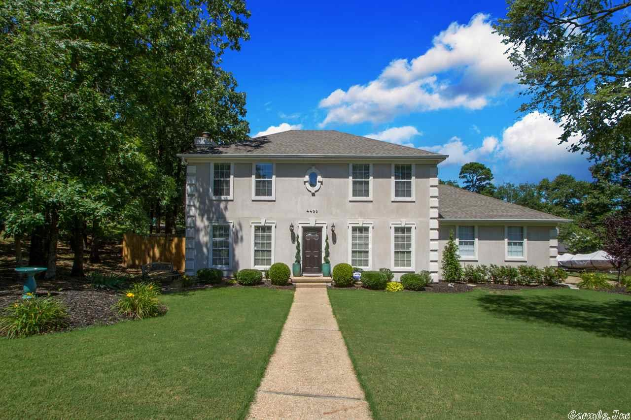4400 Secluded Hills Drive, Little Rock, AR 72223