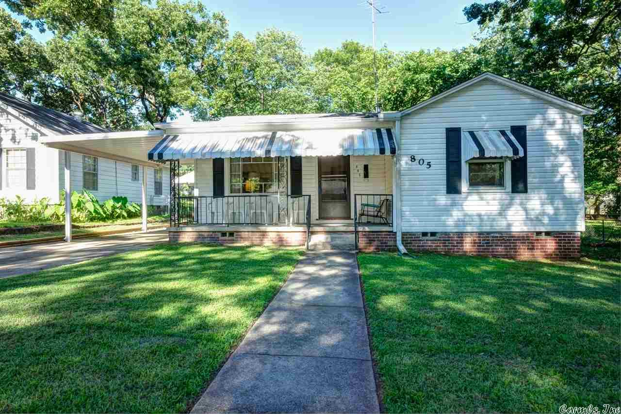 805 N Fillmore, Little Rock, AR 72205