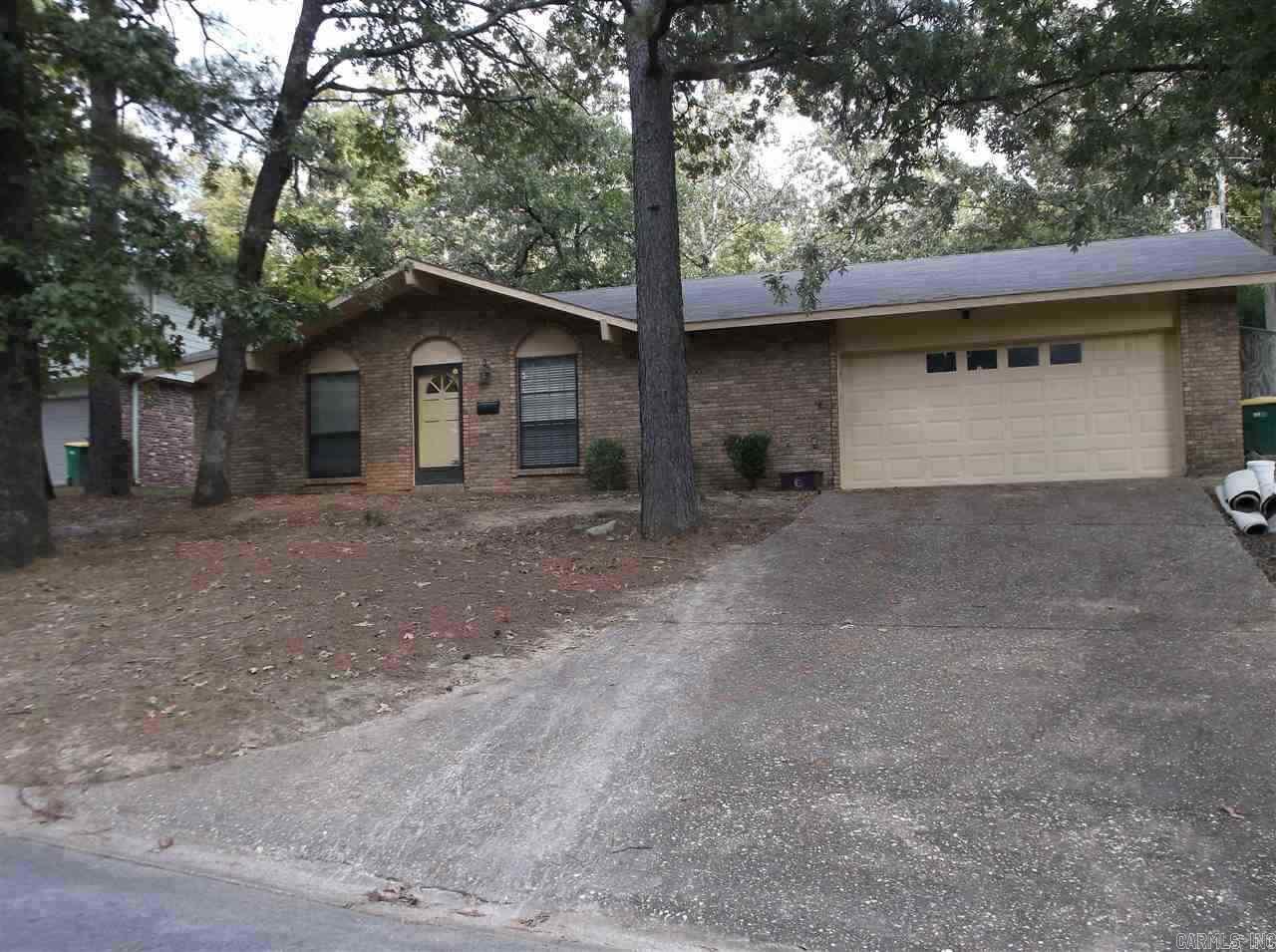 13 Buttermilk Rd., Little Rock, AR 72227