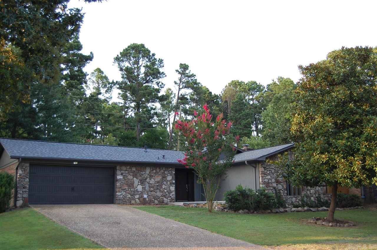 8614 Leatrice Drive, Little Rock, AR 72227