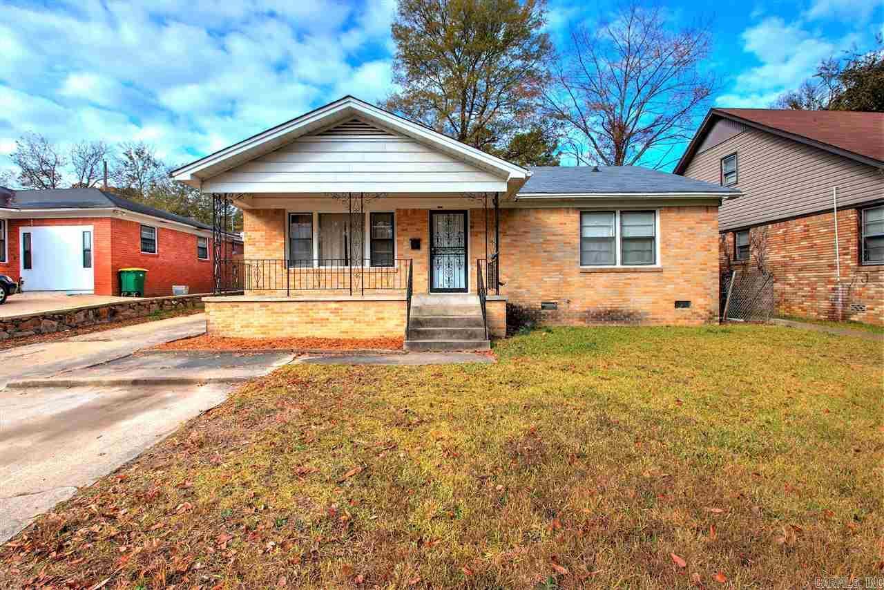 1814 S Van Buren Street, Little Rock, AR 72204