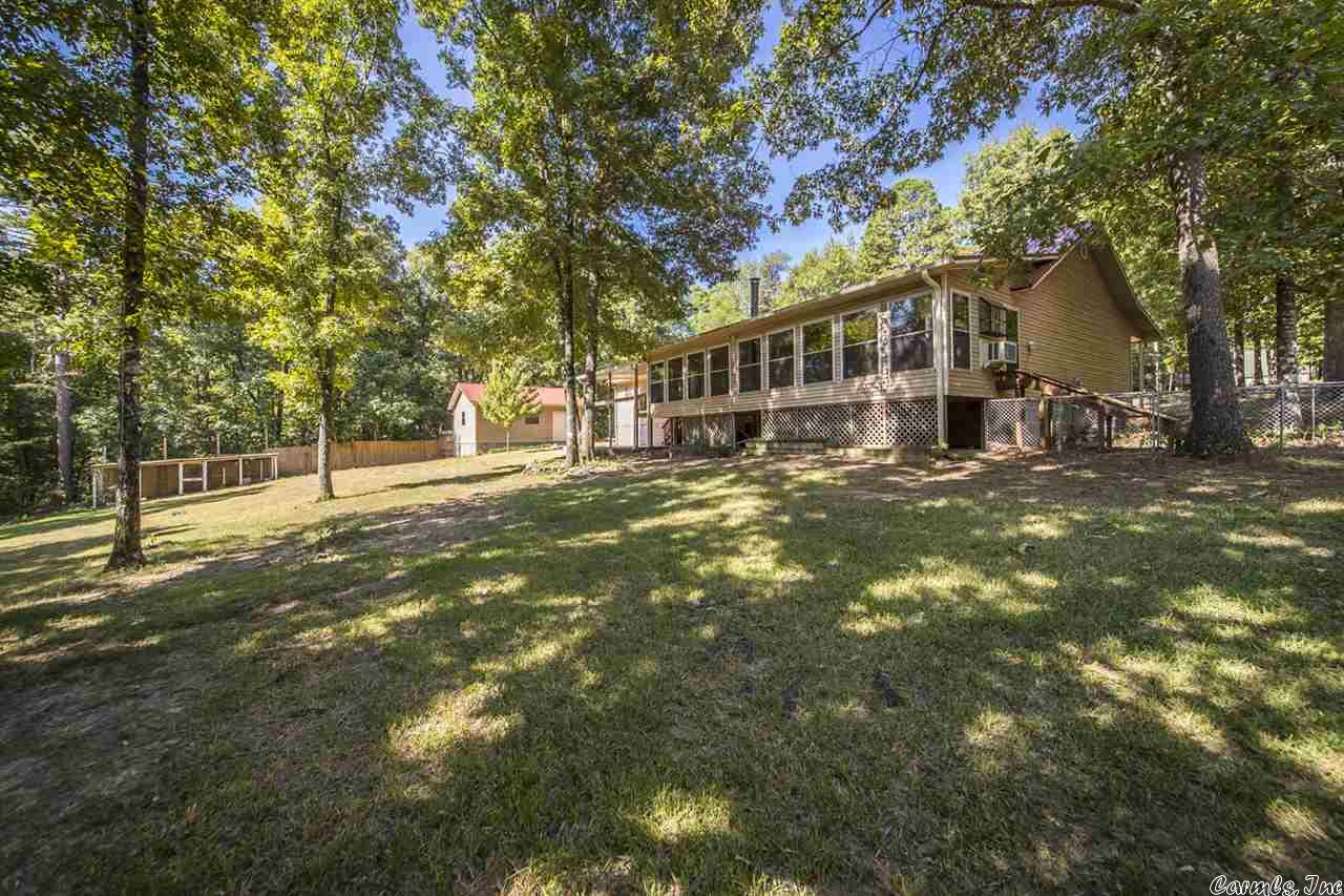Home For Sale At 325 Mountain Aire Dr In Heber Springs Ar For