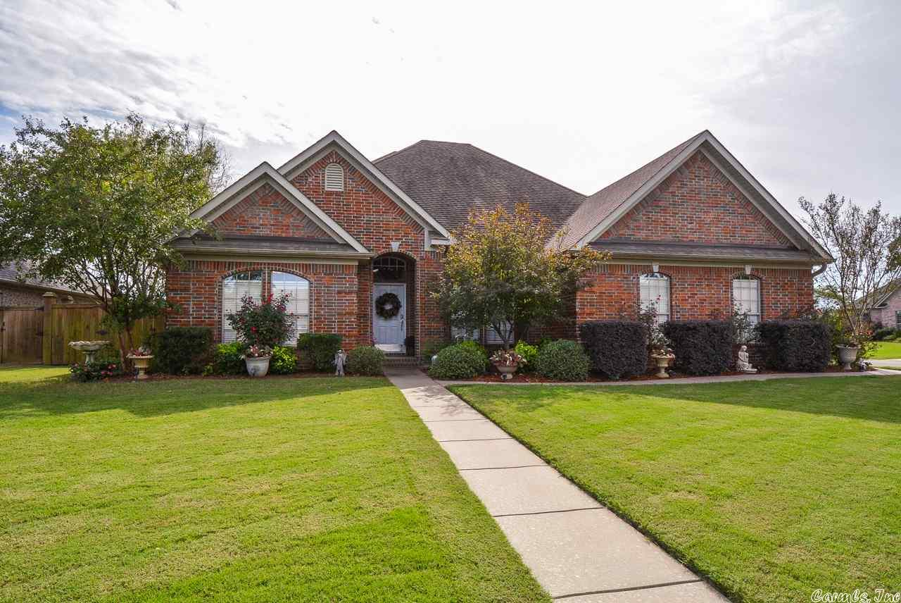Backyard Paradise Conway Ar home for sale at 2675 forest view in conway, ar for $300,000