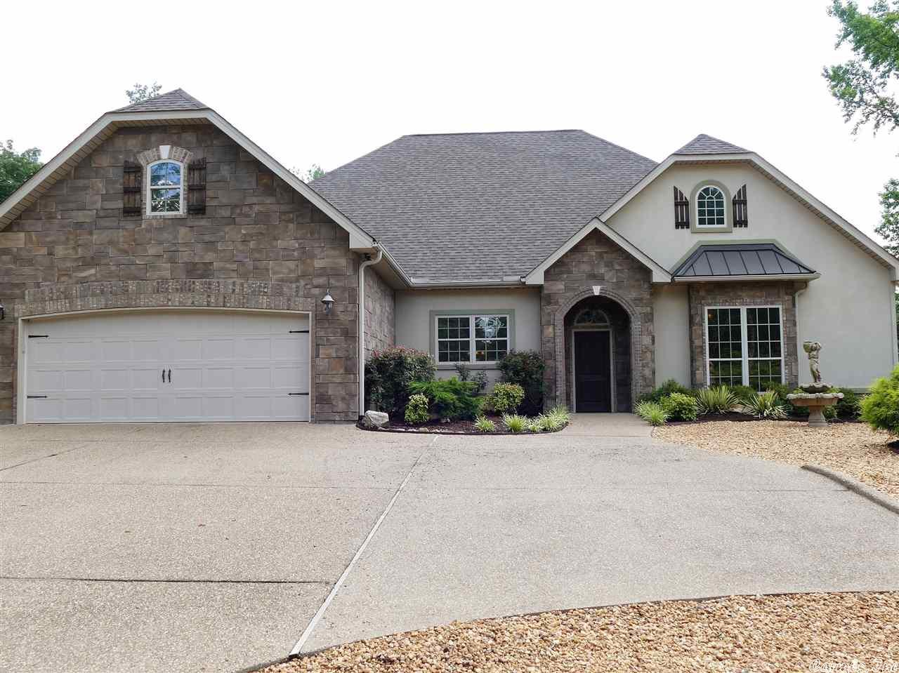 Golf Course Homes For Sale In Hot Springs Village Arkansas