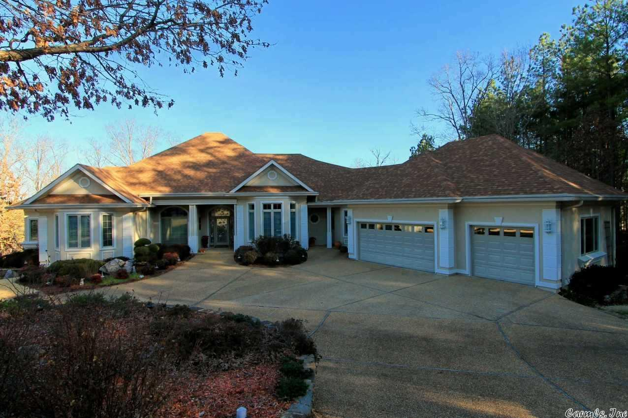 Golf Course Homes for Sale in Hot Springs Village, Arkansas