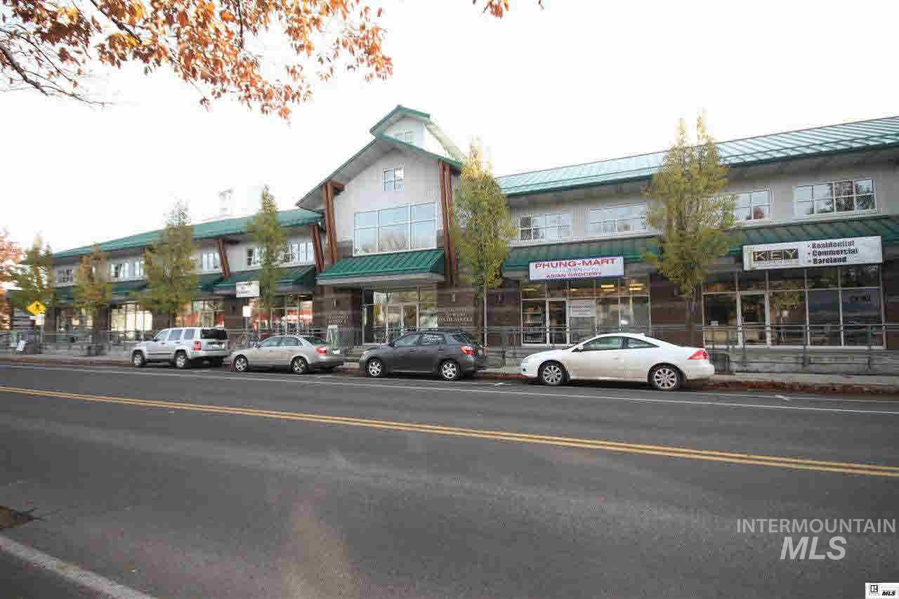 Commercial for Rent at 317 W 6th St. Suite 104 Moscow, Idaho 83843