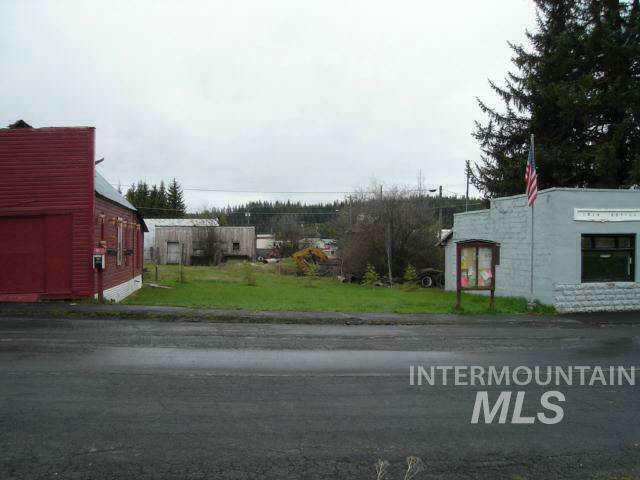 Land for Sale at Tbd Main Street Bovill, Idaho 83806