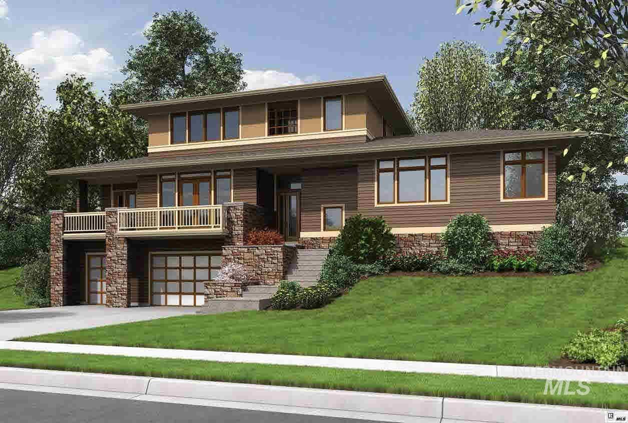 Casa Unifamiliar por un Venta en 127 Panorama Moscow, Idaho 83843