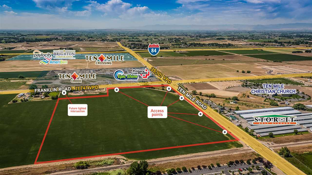 Commercial for Sale at 2954 W Franklin Road Meridian, Idaho 83642
