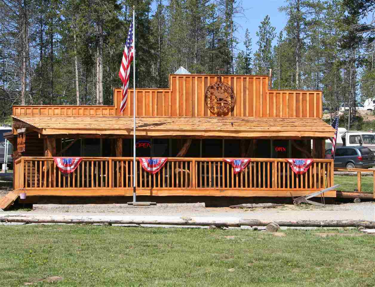 Business Opportunity for Sale at 12655 Hwy 21 12655 Hwy 21 Stanley, Idaho 83278