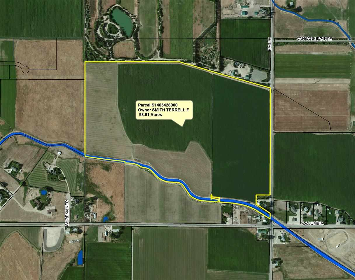 Land for Sale at Tbd S Eagle Road Meridian, Idaho 83642