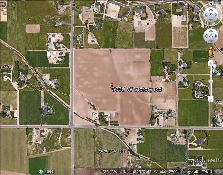 Land for Sale at 3030 W Victory Road Meridian, Idaho 83642