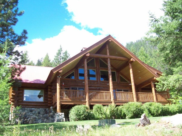 Single Family Home for Sale at 1661 Johnson Creek Road Yellow Pine, Idaho 83611