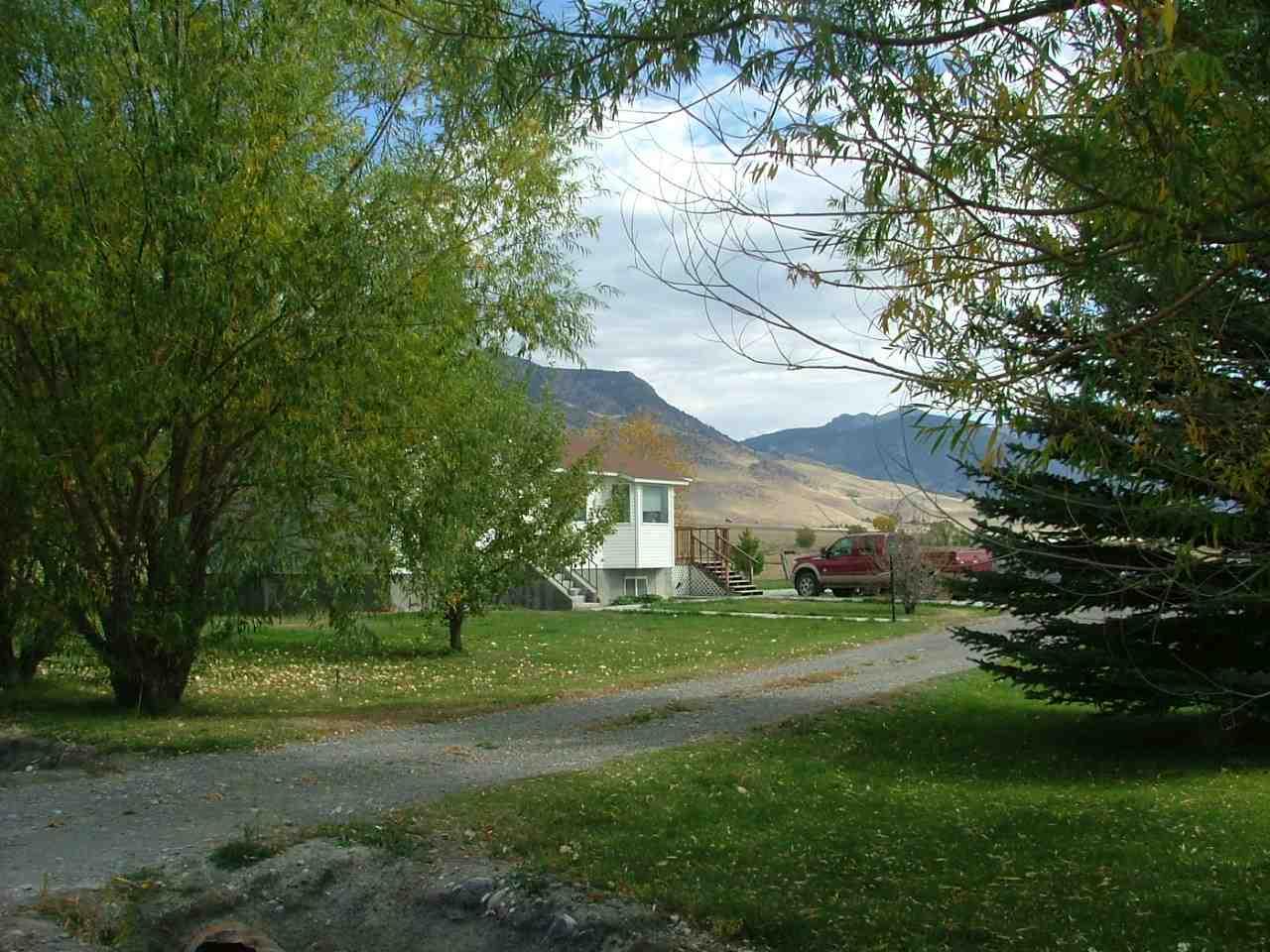 Chacra / Estancia por un Venta en 4266 N 4100 W Mackay, Idaho 83251