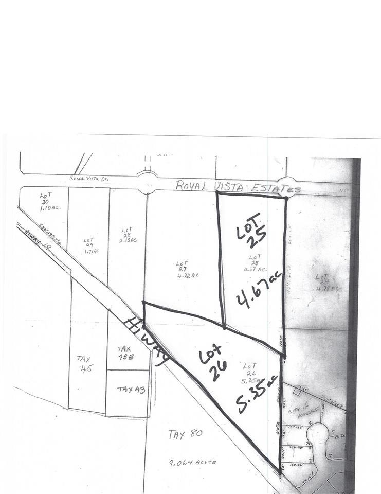 Lot 26, Homedale, ID 83628