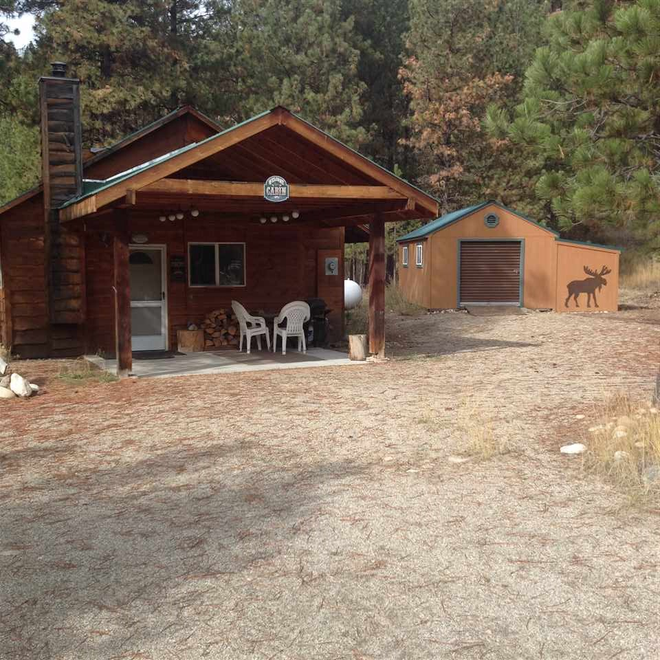 Single Family Home for Sale at 12 River Lowman, Idaho 83637