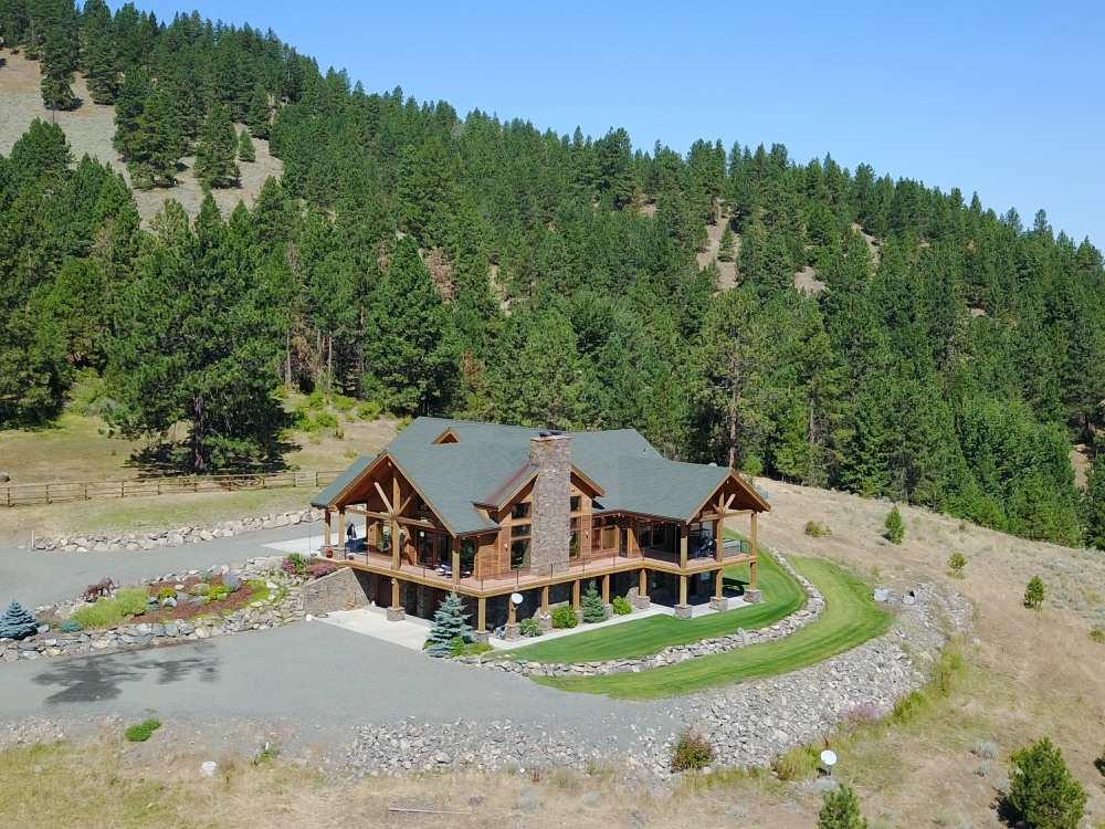 46601 Foothill Road, Haines, OR 97833